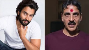 Jackky Bhagnani wishes Akshay Kumar luck in the coolest way for Laxmii (1)