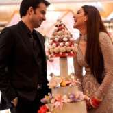 Kajal Aggarwal celebrates one month of being married to Gautam Kitchlu with unsee romantic pictures
