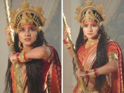 Kanika Mann dons Maa Durga's avatar in Guddan Tumse Na Ho Payega