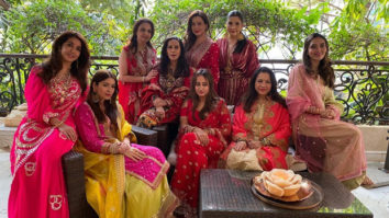 Karwa Chauth 2020: Shilpa Shetty, Raveena Tandon, Varun Dhawan's girlfriend Natasha Dalal celebrate at Anil Kapoor's residence