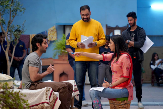 Kiara Advani learns local lingo for Indoo Ki Jawani from director Abir Sengupta