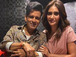 Manoj Bajpayee is the reason I did the song, 'Basanti', says Karishma Tanna