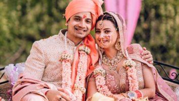 Mirzapur 2 actor Priyanshu Painyuli marries longtime love Vandana Joshi in fairytale-like wedding in Dehradun