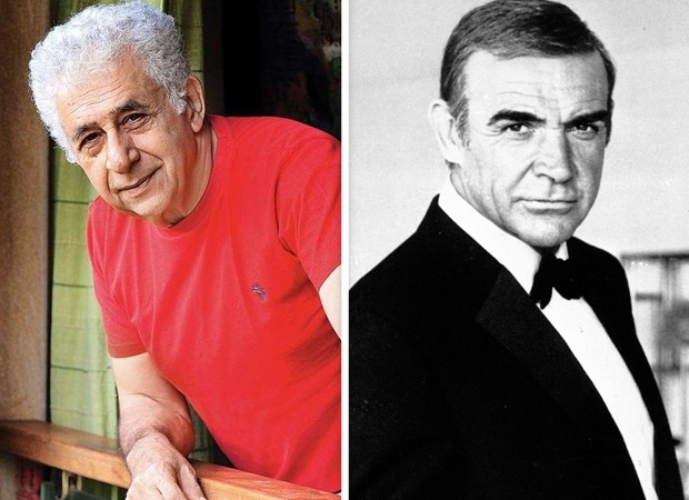 Naseeruddin Shah was in awe of Sean Connery on the sets of The Experience Of Bonding With Bond