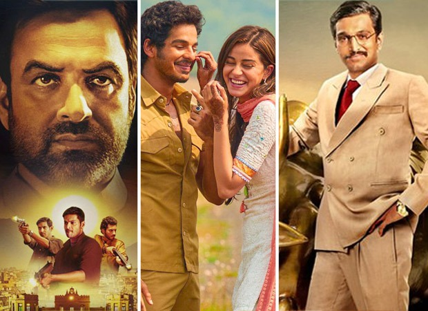 OTT round up of the month: Mirzapur 2 rages, Khaali Peeli underwhelms, Scam 1992 soars this October