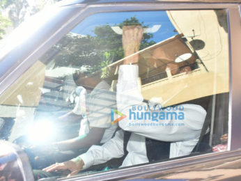 Photos: Arjun Rampal snapped leaving for NCB Office