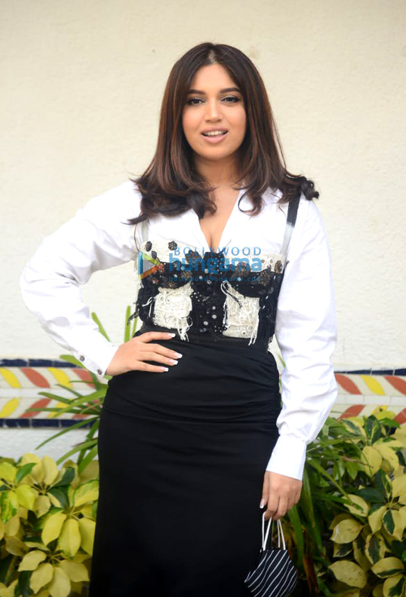 Photos Bhumi Pednekar snapped during Durgamati The Myth promotions at Sun n Sand hotel in Juhu (2)