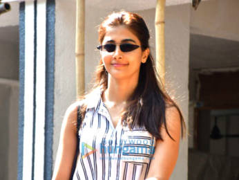 Photos: Pooja Hegde spotted in Bandra