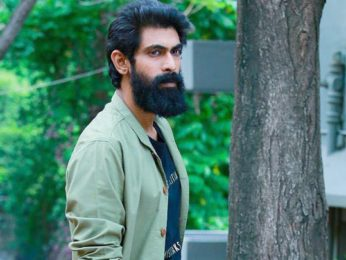 Rana Daggubati If I'm STUCK in a lift with S.S.Rajamauli & Shankar I'd just... Rapid Fire