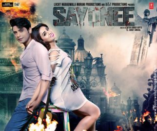 First Look of the Movie Sayonee
