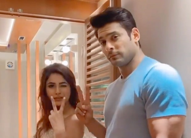 Shehnaaz Gill and Sidharth Shukla's latest boomerang is going to leave you excited for their upcoming song