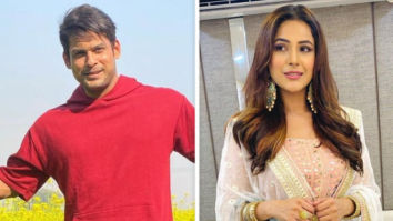 Sidharth Shukla embraces his inner Shah Rukh Khan and the Desi style in Punjab leaving Shehnaaz Gill excited