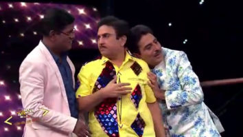 Taarak Mehta Ka Ooltah Chashmah Team at India's Best Dancer
