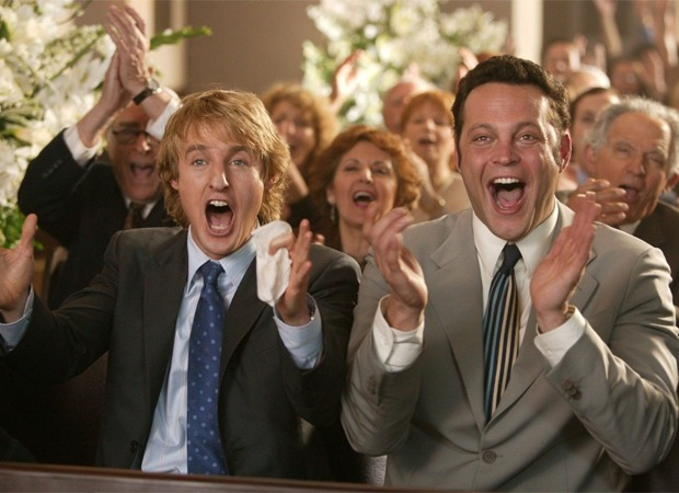 Vince Vaughn confirms he and Owen Wilson are in talks for Wedding Crashers sequel