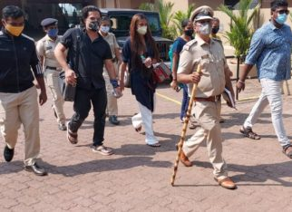 Poonam Pandey detained by Goa police for allegedly shooting 'obscene' video on government property