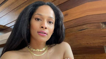 """"""" Today I see Kamala Harris & I know different is so good,"""" says Masaba Gupta as she reflects on her mixed race upbringing"""