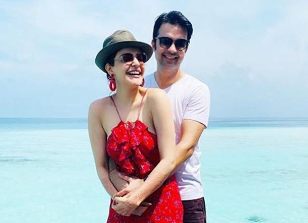Kajal and Gautam honeymooning in Maldives