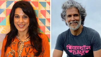 """If nudity is a crime all naga babas should be arrested,"" says Pooja Bedi defending Milind Soman's controversial nude picture"