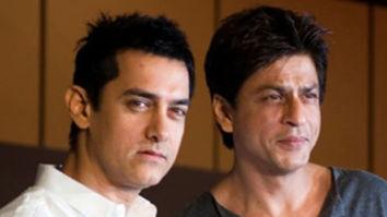 Aamir Khan directs Shah Rukh Khan in Laal Singh Chaddha for his cameo