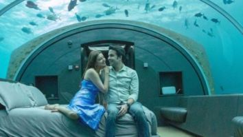 Kajal Aggarwal and Gautam Kitchlu have some company on their honeymoon in Maldives