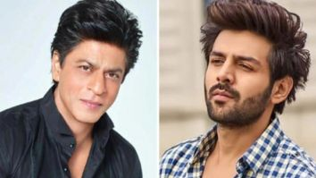 Shah Rukh Khan approaches Kartik Aaryan for his next production, a romantic-comedy