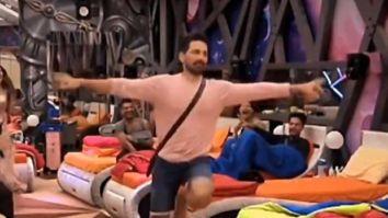 Bigg Boss 14: Abhinav Shukla imitates Nikki Tamboli's morning dance ritual and leaves everyone in splits
