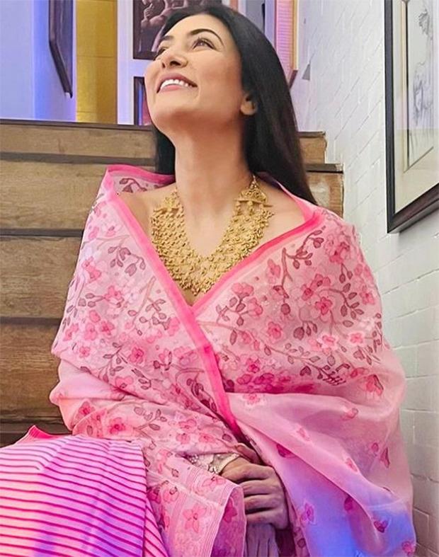 Sushmita Sen feels beautiful in traditional Manipuri attire designed by Robert Naorem