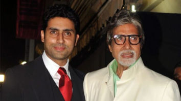 """EXCLUSIVE: """"To get validation from whom I consider the best is bigger than any award,"""" - Abhishek Bachchan on getting praised by Amitabh Bachchan"""