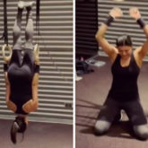 Sushmita Sen says she is proud to be 45, shares a workout video that is part of her birthday tradition