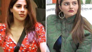 Bigg Boss 14: Nikki Tamboli says Rubina Dilaik is dominating over her husband Abhinav Shukla; Rahul Vaidya agrees