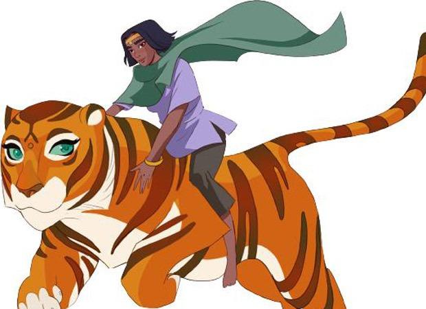 भारत की पहली महिला एनिमेटेड सुपरहीरो 'प्रिया की मुखौटा' के साथ, कॉमिक बुक और फिल्म COVID-19 पर केंद्रित होगी
