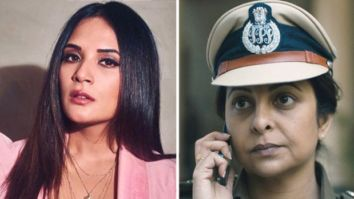 Richa Chadha defends Delhi Crimes after a Twitter user criticised people celebrating its win at Emmy International