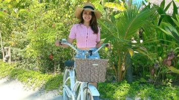 Samantha Akkineni stands out with her chic and comfort look for her Maldives vacation with Naga Chaitanya