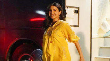 Anushka Sharma glows in a bright yellow dress as she steps out for shooting another advertisement