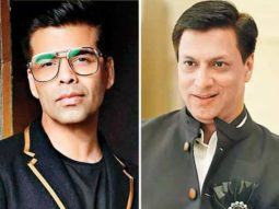 Karan Johar responds to Madhur Bhandarkar on title dispute of Fabulous Lives of Bollywood Wives