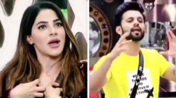 Bigg Boss 14: Nikki Tamboli yells during captaincy discussion; Jasmin Bhasin, Rahul Vaidya stand against her