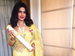 Priyanka Chopra recalls the day she was conferred the Padma Shri; says it was special seeing the joy and pride it gave her family