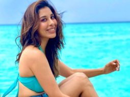 Sophie Choudry's 'Monday blues' is what we would all wish for