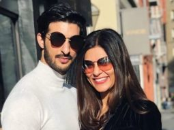 Sushmita Sen's boyfriend Rohman Shawl dedicates his tattoo to her