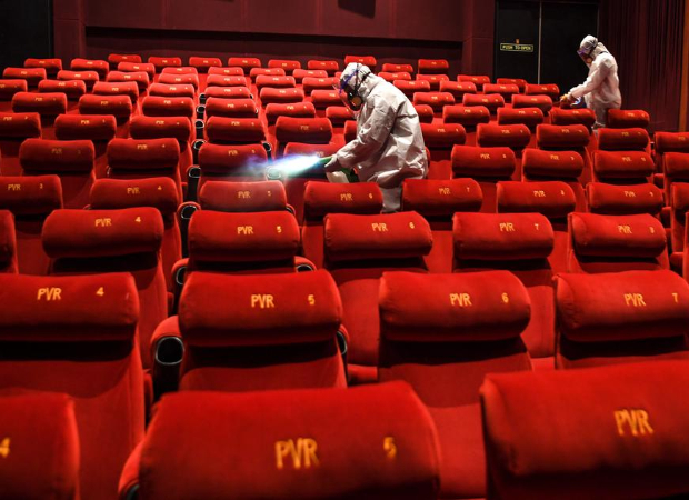 BREAKING: Maharashtra to re-open cinema halls from November 5 at 50 % occupancy