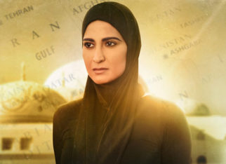 """Aahana Kumra on Khuda Haafiz - """"I spoke Arabic in the film and also did action both of which I never imagined that I would do"""""""