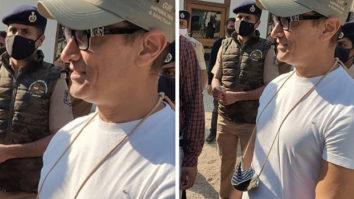 Aamir Khan and Kiran Rao celebrate their 15th wedding anniversary at Gir National Park