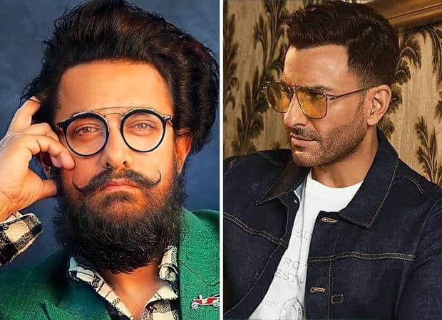 आमिर खान ने विक्रम वेधा की रीमेक से वापसी की, सैफ अली खान को अभी भी इस परियोजना से जुड़ा बताया जाता है