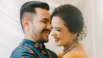 Aditya Narayan reveals that his pajamas tore during the varmala ceremony at his wedding