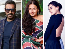 Ajay Devgn Superstardom is over, that era is over Quotably Yours Part 1 Vidya Taapsee Tiger