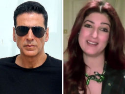 Akshay Kumar sulks after mother-in-law Dimple Kapadia works with Christopher Nolan and wife Twinkle Khanna interviews him