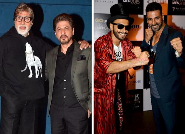 अमिताभ बच्चन, शाहरुख खान, अक्षय कुमार, रणवीर सिंह और अन्य लोग फोर्ब्स की एशिया-पैसिफिक की सोशल मीडिया पर सबसे प्रभावशाली हस्तियां हैं