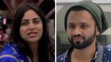Arshi Khan claims Rahul Vaidya body shamed her during a heated argument in Bigg Boss 14