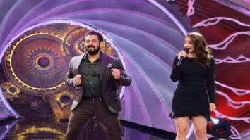 Bigg Boss 14: Salman Khan dances to the tunes of Dhvani Bhanushali's new track 'Nayan'