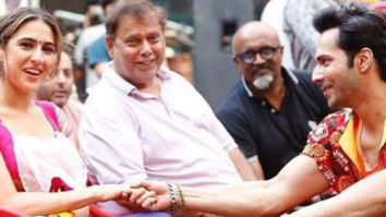 David Dhawan shares his thought behind bringing the hit of 90's, Coolie No. 1, back again with a twist